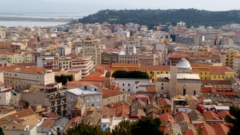 Cagliari Sardinia March 14 Stop 6