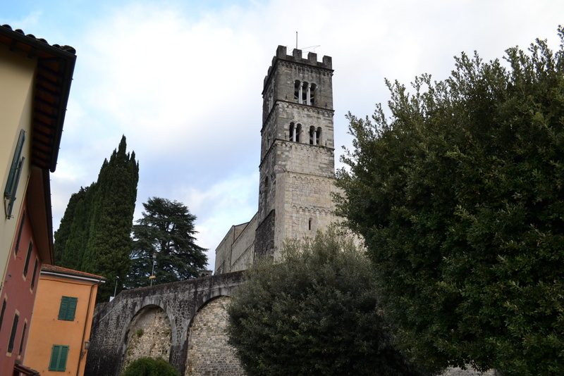Day Trips to Pistoia and Barga