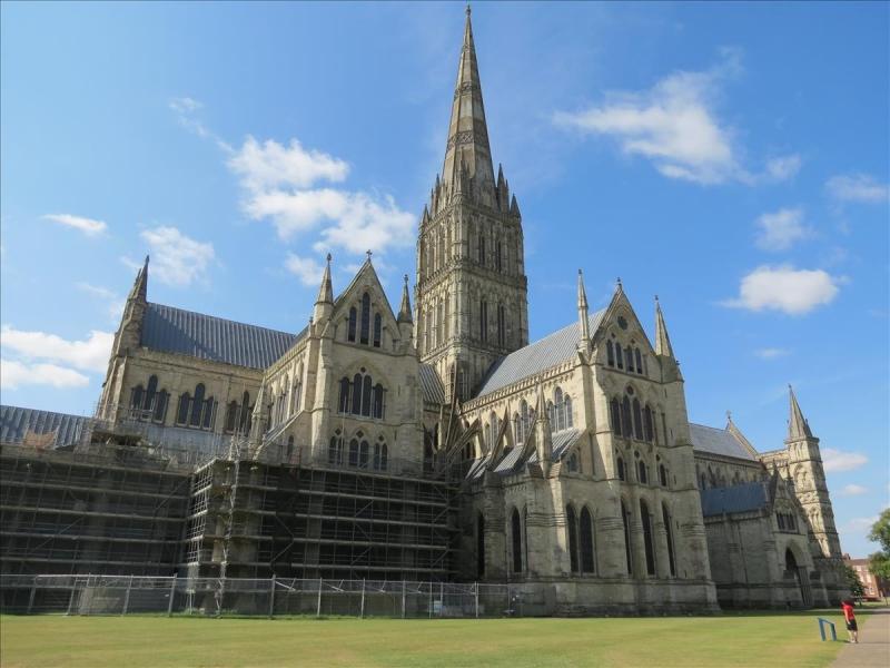 Salisbury, England