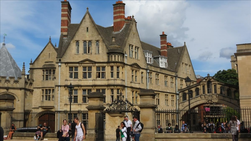 Chipping Campdon & Oxford, England