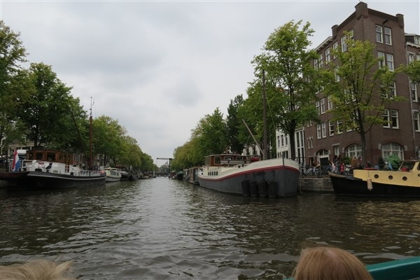Amsterdam and Beyond